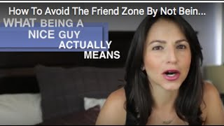getlinkyoutube.com-How To Avoid The Friend Zone By Not Being NICE