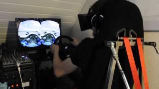 getlinkyoutube.com-DIY Motion Simulator with Oculus Rift