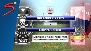 getlinkyoutube.com-MDC 16' - Orlando Pirates vs Chippa United