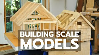 Building Scale Models