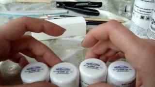 getlinkyoutube.com-Ricostruzione unghie in gel senza tip-Prodotti Shop Mannu&Penny 1 parte