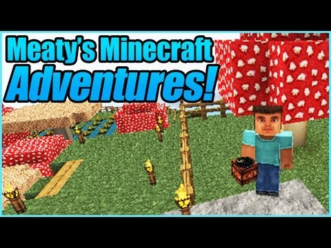 Meatycraft - Ep.6: The wolfpack finds the dungeon of the end world