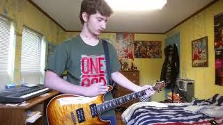 Planetshakers Here's My Life Lead Guitar Cover