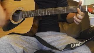 ako's sayo ika'y lamang first circle guitar chords and strumming cover
