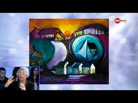 Zone e lire - Ben Derhemi & Anne De Colbert! (9 maj2014)