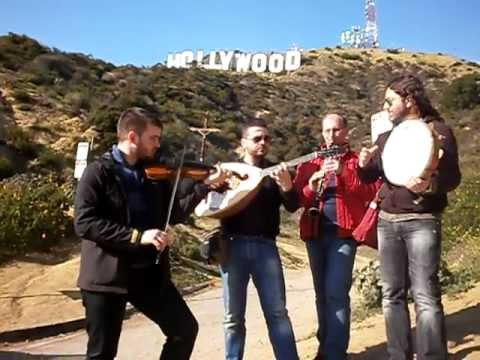 The Hollywood Style Karagouna (Καραγκούνα)