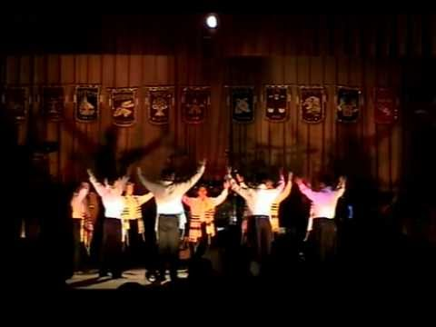 &quot;BARUCH ADONAI&quot; Dance - Paul Wilbur / &quot;El Shaddai Medley&quot;