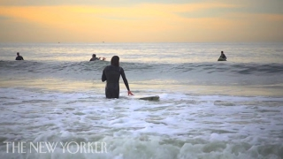 getlinkyoutube.com-A Surfer's Saturday at Rockaway Beach | The New Yorker