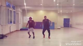 Dj Arafat ft Sidiki Diabate Chorégraphie - Pour Les Fans
