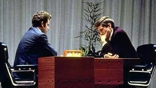getlinkyoutube.com-Game 6: Fischer vs Spassky - 1972 World Chess Championship
