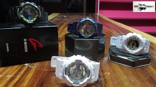 getlinkyoutube.com-Casio G SHOCK fake vs Genuine G SHOCK 2015