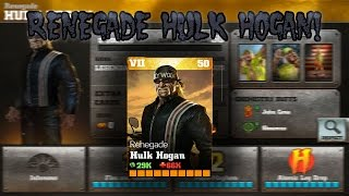 getlinkyoutube.com-Renegade Hulk Hogan! WWE Immortals 1.5 Gameplay! IOS/Android