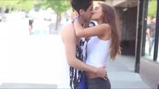 PrankInvasion -  Kissing Prank  - Sexy Butt Grabbing Edition