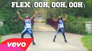 getlinkyoutube.com-FLEX (Ooh, Ooh, Ooh) - Rich Homie Quan Dance Cover Twin Version Choreography By @MattSteffanina
