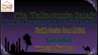Njia Walizotumia Salafy Katika Kupambana na Shubhaat