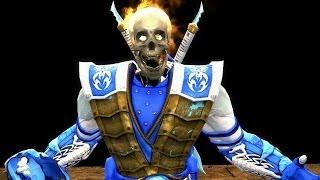 getlinkyoutube.com-Mortal Kombat Komplete Scorpion PC Mods and Fatalities