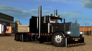getlinkyoutube.com-[ETS2 v1.20] Modified Peterbilt 389 v1.8