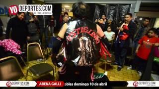 Sangrienta guerra de empresas de lucha libre en Chicago ELLMEX vs. GALLI