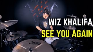 Wiz Khalifa - See You Again ft. Charlie Puth | Matt McGuire Drum Cover width=
