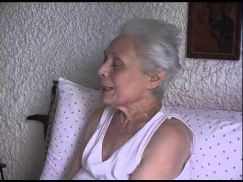 L'intervista a Damiana qualche giorno prima del suo ultimo viaggio in Svizzera