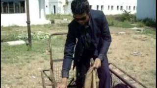 Tamil Movie Billa Spoof Part 1 By SSN Somca Students!!!