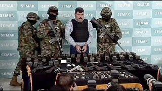 getlinkyoutube.com-مکزیک چند قاچاقچی خطرناک را به آمریکا فرستاد