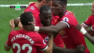 Manchester united vs West ham highlights