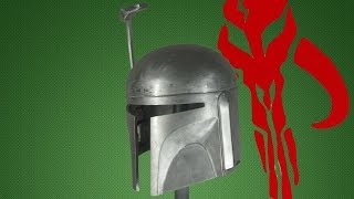getlinkyoutube.com-making a metal boba fett helmet