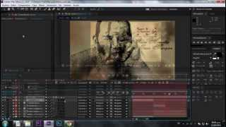 getlinkyoutube.com-Tutorial Créditos Sherlock Holmes After Effects - Español