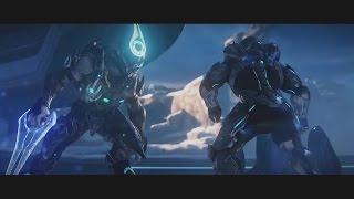 Halo 5: Guardians - Locke vs Jul 'Mdama (Team Osiris Fight) [1080P, 60FPS]