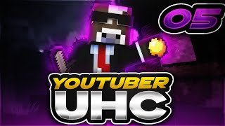 Minecraft DOUBLE HEARTS UHC - JUMPED BY GRAPE AND ANT!! - Ep. 5 ( Minecraft Ultra Hardcore )