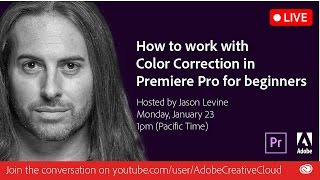 getlinkyoutube.com-How to Use Color Correction Tools in Premiere Pro (for Beginners)