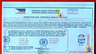 getlinkyoutube.com-NARODNA BANKA JUGOSLAVIJE WAIVER OF RIGHTS & INTEREST