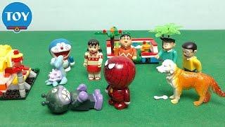 getlinkyoutube.com-Doremon bắt Pokemon tập 2 ✔ Người nhện giải cứu bé rùa Rapurasu - hoạt hình doremon chế đồ ch