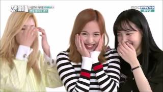 getlinkyoutube.com-TWICE (트와이스‬) - Random Play Dance @ Weekly Idol [160504]