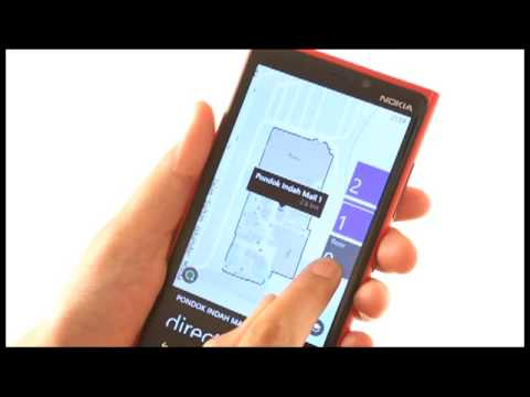 9. GPS Navigasi - Nokia Lumia Tutorial Indonesia
