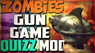 getlinkyoutube.com-NEW Zombies MODDED GUN GAME *Swamp Island* (Quizz Mod)