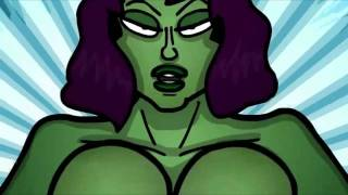 getlinkyoutube.com-Marvil vs Capkom 3 She Hulk y Hulk -los otros trailers(parodia)- Fandub Latino Longcat