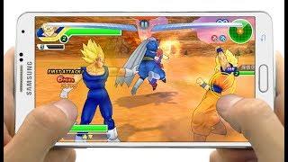 getlinkyoutube.com-Mejores Juegos de Dragon Ball Z para Celulares Android / Parte 2