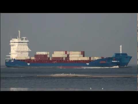 Click to view video PHÖNIX J - IMO 9504047 - Germany - River Elbe - Otterndorf