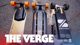 getlinkyoutube.com-Electric skateboards: The future of rideables - Top Shelf