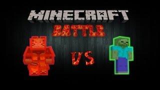 getlinkyoutube.com-Minecraft Mob Battle Kyuubi VS 2000 Zombies