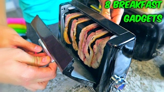 getlinkyoutube.com-8 Breakfast Gadgets put to the Test