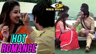 Vikas Gupta & Shilpa Shinde's H0T ROMANCE In Bigg Boss 11