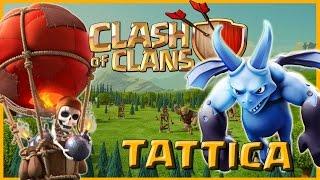 getlinkyoutube.com-Clash of Clans - TATTICA MONGOLFIERE & SGHERRI TH 8 - .By AntiSfyg