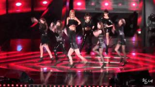 [Fancam] 101209 SNSD - Intro + Oh! + RDR