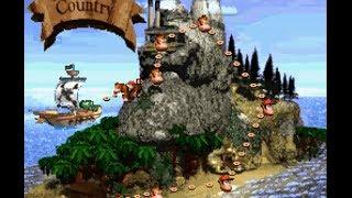 getlinkyoutube.com-SNES Longplay - Donkey Kong Country