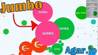 getlinkyoutube.com-Jumbo Agar.io Gameplay (8628)
