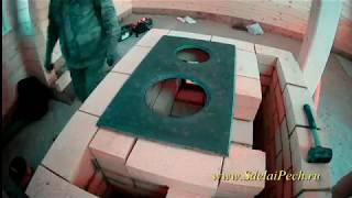 getlinkyoutube.com-Печь в садоводстве Строитель