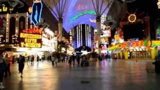 getlinkyoutube.com-Fremont Street Experience Las Vegas Nevada